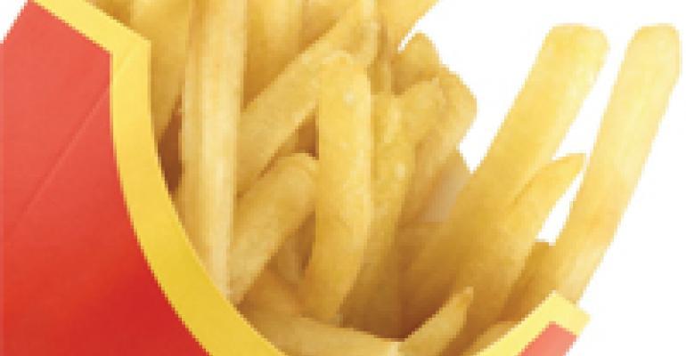 A Great Fry-Dea!