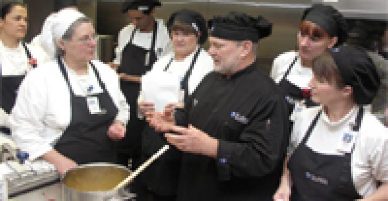 """St. John's Medical Center Offers Culinary """"Academy"""" to Train and Retain Foodservice Staff"""