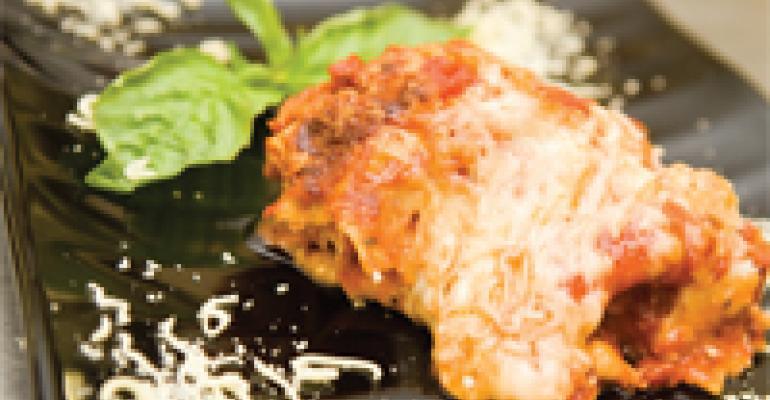 Chicken Lasagna with Garden Herbs