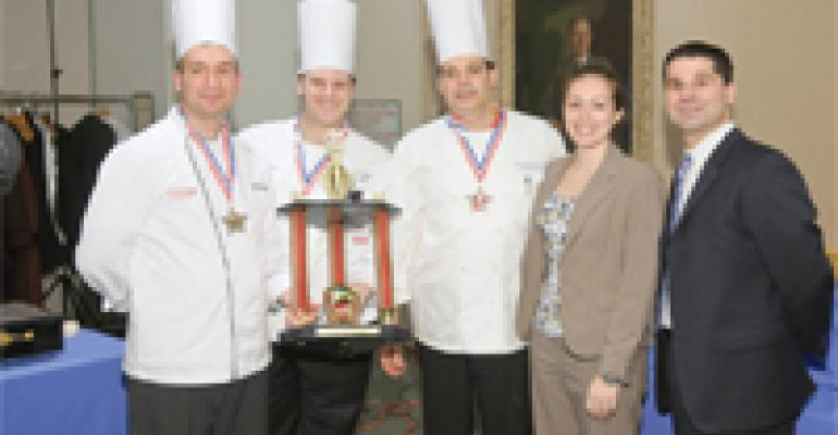 New York Hospitals in Iron Chef Faceoff