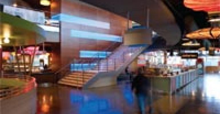Microsoft Open West Campus Cafés