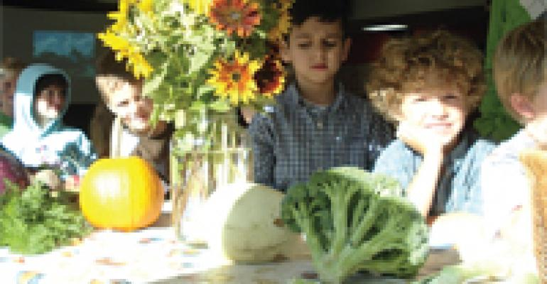 K-12 Schools: Local Food Day a Hit for Rural Pennsylvania District