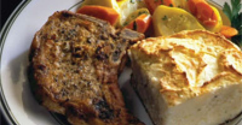 Idaho Potato Soufflé Casserole