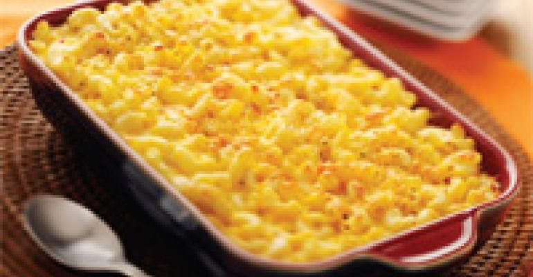 The King of Casseroles: Mac and Cheese