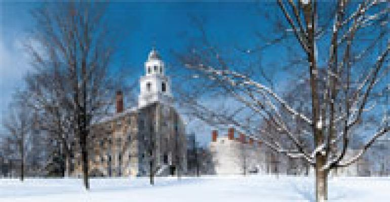 How Middlebury is Managing Green Expectations