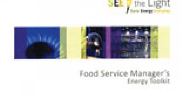Book Review: A Foodservice Energy Management Toolkit