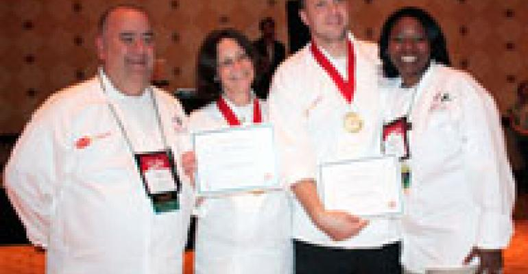 AHF Announces Inaugural Culinary Competition Winners