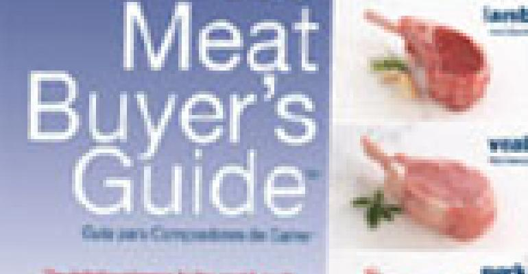 New NAMP Meat Buyers Guide Available