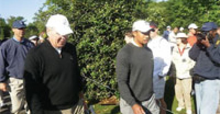 With Tiger on the Trail