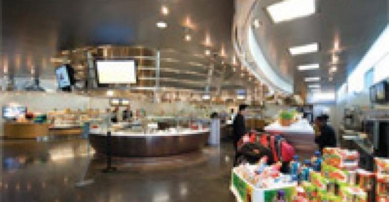 Campbell Soup Co. Opens New Corporate Café