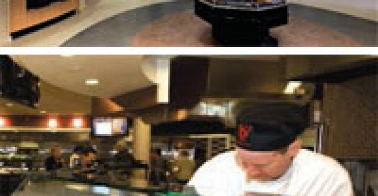 "New ""Green"" Dining Venue at Washington U."