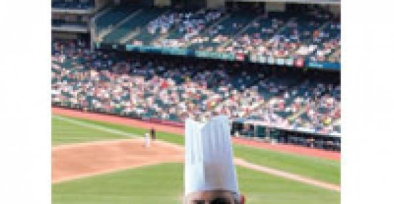 Guest Chef: Former Navy Cook Goes Major League