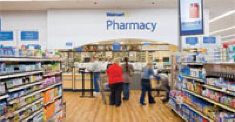 Wal-Mart to Open Prototype Pharmacy at U. of Arkansas