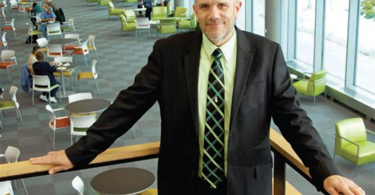 Bruce Thomas: 2011 Silver Plate Winner in the Healthcare Foodservices Category