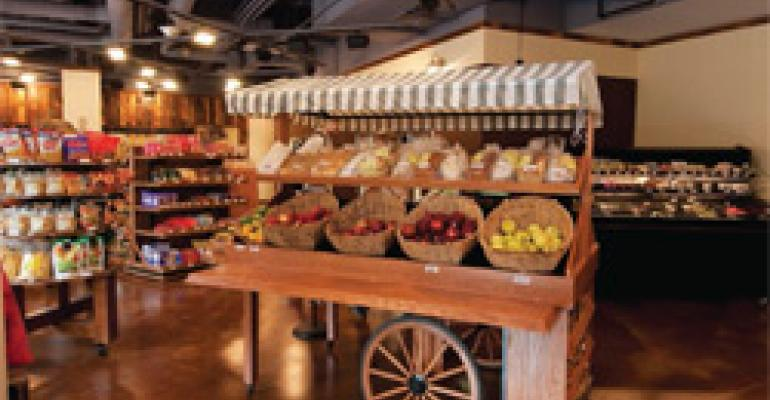 New Store Design Award: Market at Global Village