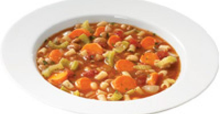 Savory Roasted Vegetable Rice Soup