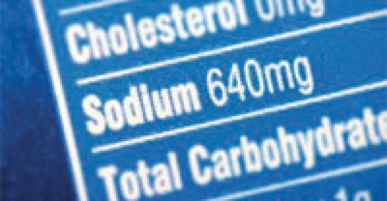 Link Between Sodium and Potassium?