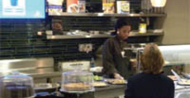 Hospital Hosts a Destination Eatery