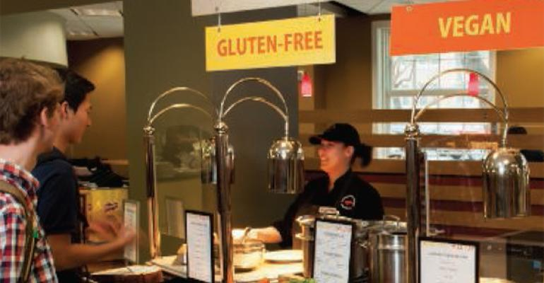 Vegan/Gluten-Free Station Rocks SMU