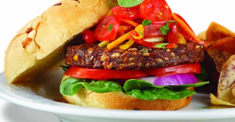 Building a Better Veggie Burger