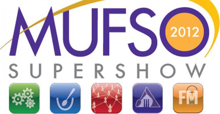 MUFSO 2012 logo