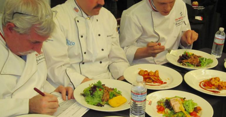 Big Apple Healthcare Culinary Challenge