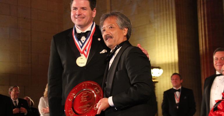 John Metz wins 2013 IFMA Gold Plate