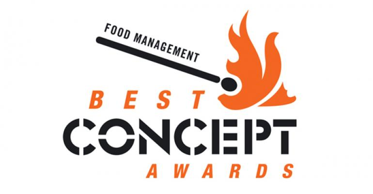 Food Management Announces Winners of its 2013 'Best Concept' Awards Competition