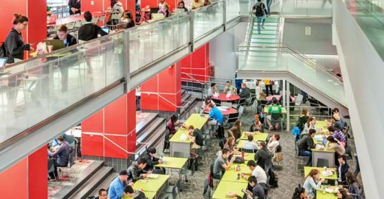 Best Renovation: Northeastern University