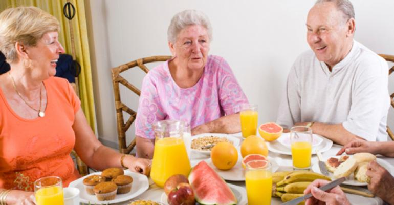 Change in Long Term Care Begins with Breakfast