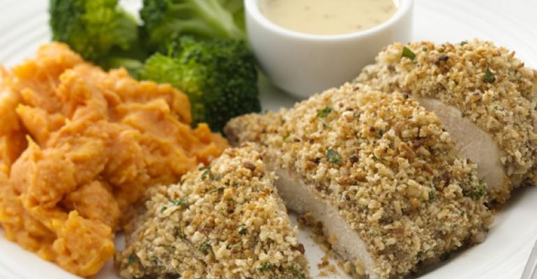 Gluten-Free Chicken Breast