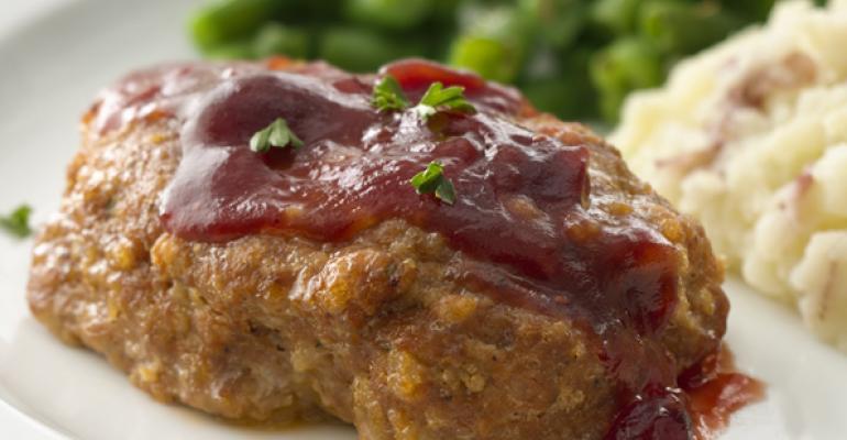 Gluten-Free Mini Meatloaves