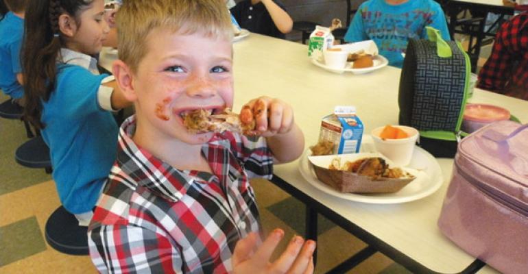 Jefferson County Schools: Making a la Carte a Reimbursable Option