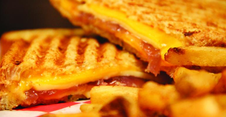 Sandwich of the Month: Red Ring Signature Grilled Cheese