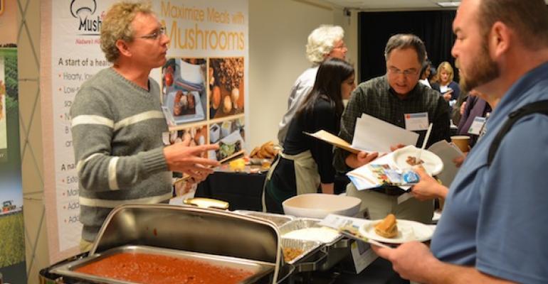 School Food Focus Meets in Oakland