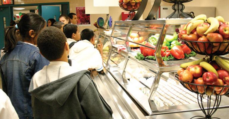 Datasenntial surveyed nearly 200 school foodservice operators and over 800 parents