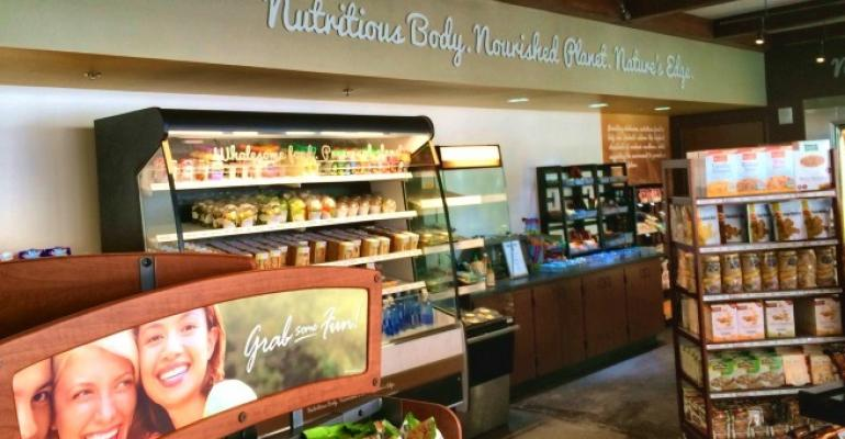 Naturersquos Edge at Pepperdine University won the Merchandising in Your Retail Venues category in the 2014 NACUFS Best in the Business Campus CStore Awards Program
