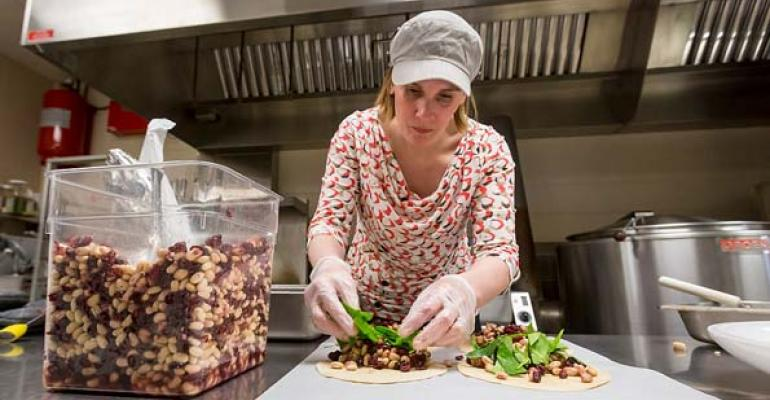 Cranberries Inspire School Lunch Recipes