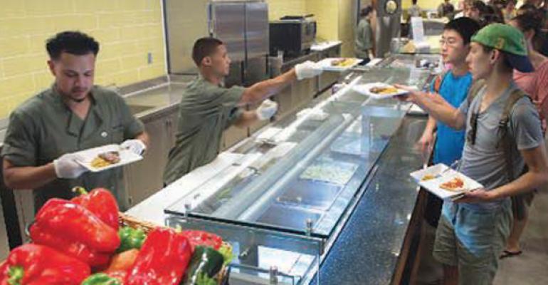 Allyoucaretoeat venue availability helps draw meal plan interest