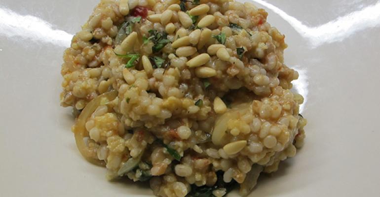 Roman Road Grain Salad