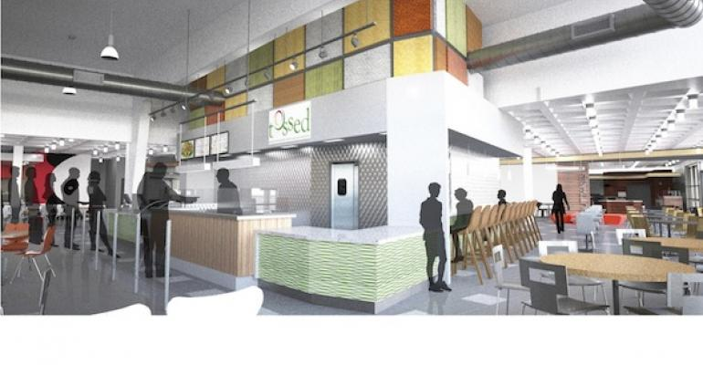 Chartwells to Open Tossed Unit at University of Miami