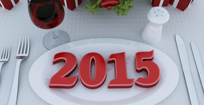 Which food trends do you predict will be hot in the new year?