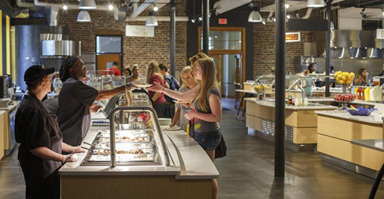 Renovation Reflects Sustainable Culture on Campus