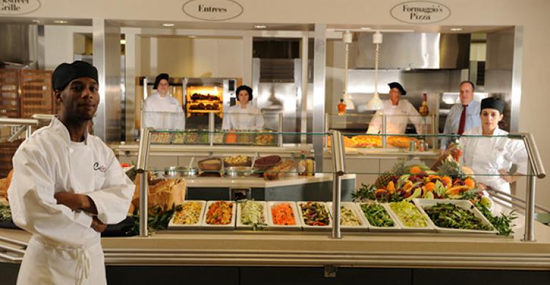 Managing inhouse dining operations in venues like corporate facilities is the core of Cafeacute Servicesrsquo business