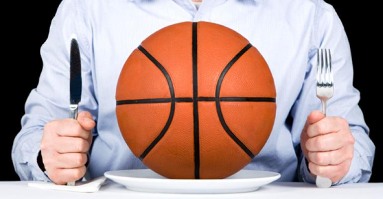 March Madness: The College Food Bracket: The Final Four