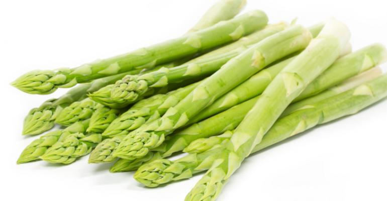 Asparagus was taste tested in Santa MariaBonita cafeterias in April with very positive student survey results