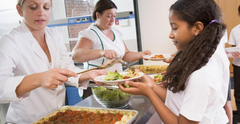 Study: USDA recipes get thumbs down from large districts