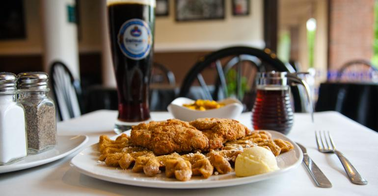 Dame39s Chicken amp Waffles in Durham NC is a favorite among Duke University students which has led to the opening of an Express location on the school39s campus this fall