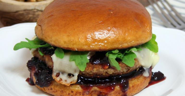 Walnut Smashburger