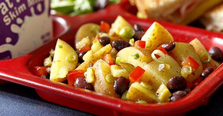 Cuban Potato Salad